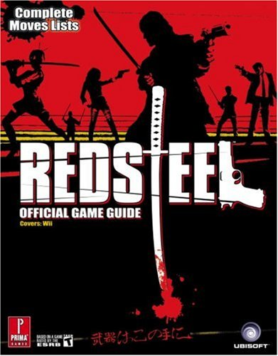 Red Steel (Prima Official Game Guide)