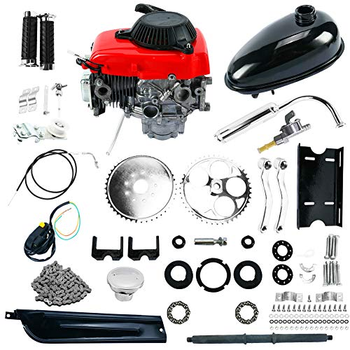 gas bike engine kit - 9