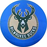 NBA Milwaukee Bucks Spaldingteam Logo, Blue, N
