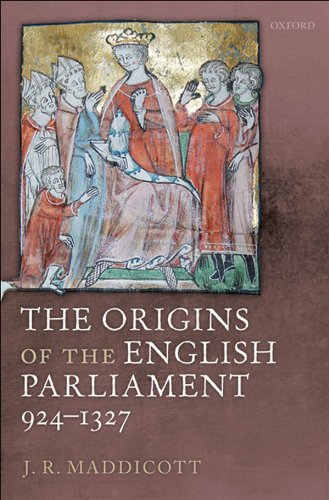 Download The Origins of the English Parliament, 924-1327 Pdf