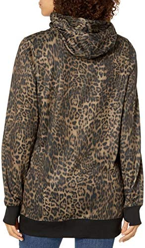Volcom Women's Spring Shred Hooded Fleece Sweatshirt
