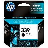 HP 339 Black Original Ink Cartridge - No external packaging