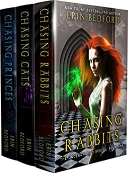 Underground Books 1 3 Chasing Rabbits ebook product image