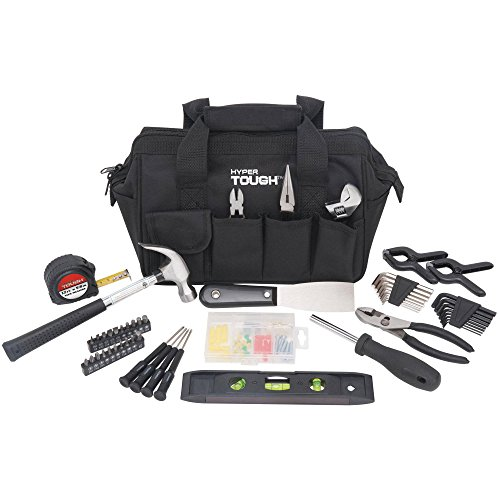 HT 53-Piece Black Tool Set , 9200