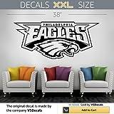 Vinyl Decal Mural Sticker NFL Philadelphia Eagles 001 FRST