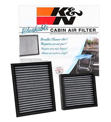 VF3016 K&N CABIN AIR FILTER (2 PER BOX) (Cabin Air Filters) K&N Filters (Europe) Ltd.