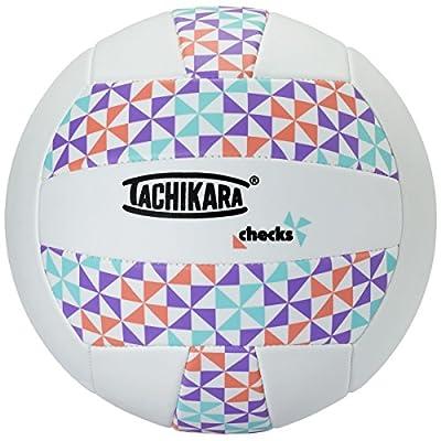 Tachikara Checks Outdoor/Indoor Volleyball by Tachikara