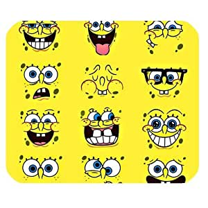Custom Sponge Bob Mouse Pad Gaming Rectangle Mousepad CM-363