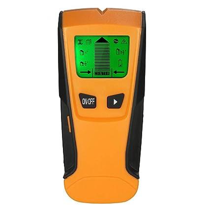 MTSBW Kkmoon 3 in1 detectores de Metales Stud Center Finder Metal y AC Live Detector de