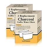 generic keurig water filters Generic Keurig Replacement Charcoal Water Coffee Filters Cartridge, Replaces Keurig 05073 with a Retail Box Set of 4