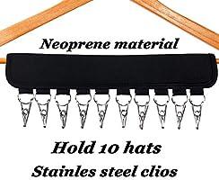 Organizador pequeño para sombreros, organizadores de gorras ...