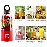USB Juicer Cup + Fruit Slicer Portable Electric