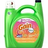Gain HEC with Febreze Freshness Hawaiian Aloha Liquid Laundry Detergent (1, 150 fl oz)