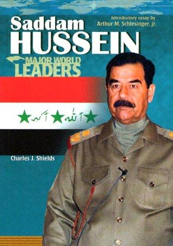Saddam Hussein (Major World Leaders) ebook