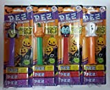 Halloween Blister Pack PEZ Dispeners 12ct