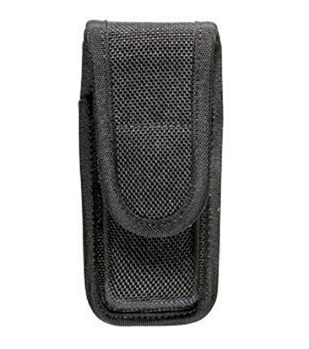 Accumold Single Magazine (7303 Single Mag Pouch Black Size 2-Hook& Loop)