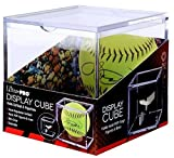 Ultra Pro Softball Display Cube Holder fits Most Vinyl Funko Pop! Figures