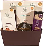 Women's Bean Project Weekender Gourmet Food Gift Basket, 6 Items