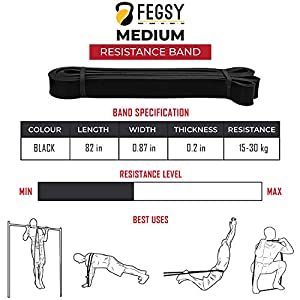 FEGSY-Resistance-Bands-for-Exercise-Stretch-Loop-Pull-up-Assist-Bands-for-Fitness-Home-Gym-Workout-Stretching-for-Men-Women