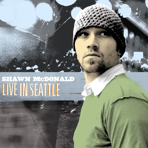 LIve in Seattle Album Cover