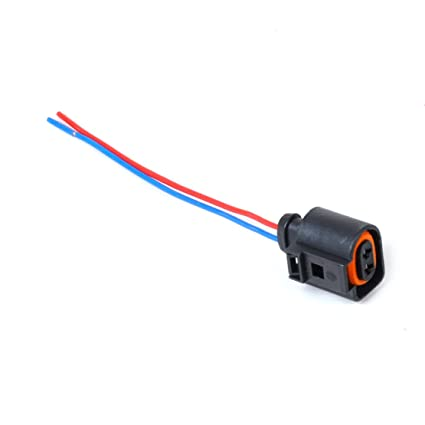 amazon com beler 2 pin plug electrical connector wiring harness for rh amazon com VW Wiring Harness Diagram VW Engine Wiring