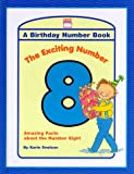 img - for Exciting Number 8 (Birthday Book Series) book / textbook / text book