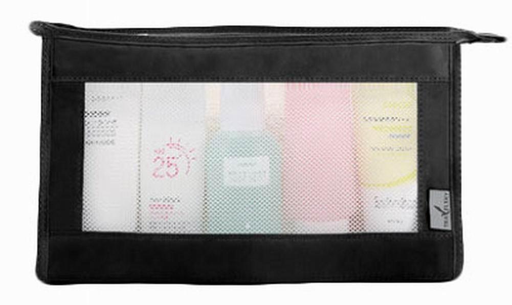 sac à séchage rapide maillage de douche sac de voyage sac voyage, noir Blancho Bedding