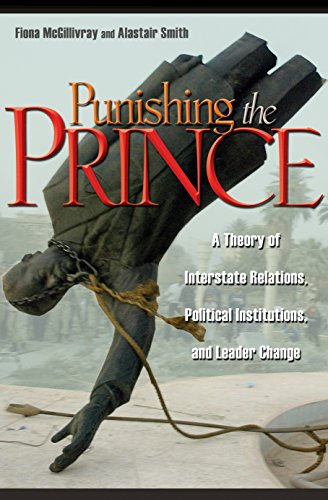 Punishing the Prince: A Theory of Interstate Relations, Political Institutions, and Leader Change -