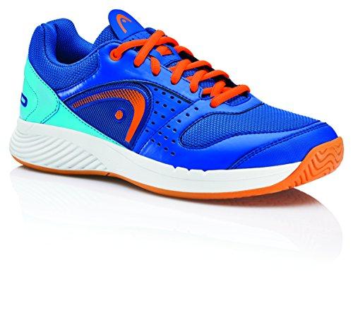 De Chaussures shocking Blso Team blue Head Sprint Homme Bleu Orange Squash q4EtRwSnx1