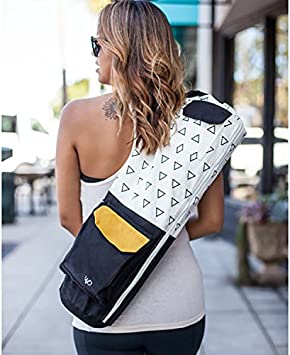 Amazon.com: Bolsa ecológica para esterilla de yoga, bolsa de ...