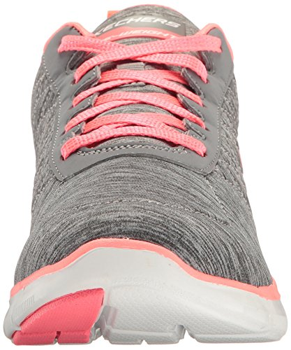 Grau 7 Multisport mehrfarbig 0 US High Appeal M Outdoor Koralle 2 Damen Grau Energy Skechers Flex Schuhe PCwq6FW