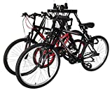 Bike Lift Ceiling Hoist Garage Storage | Smartphone Controlled | 1,2, or 3 Bikes up to 100 lbs