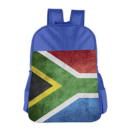 South Africa Flag Vintage Children School Backpack Carry Bag For Kids Boy Girls by TPXYJOF