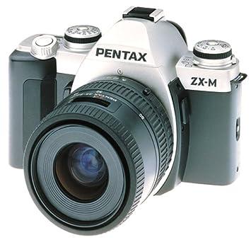Amazon.com : Pentax ZX-M 35mm SLR Camera Kit w/ 35-80 Lens : Slr ...