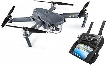 DJI Mavic Pro - Dron cuadricóptero (4 k/30 fps, 12mpx, 65 km ...