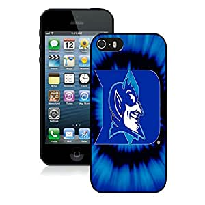 duke blue devils 02 Black Fashion Customize Design iPhone 5 5S Phone Case