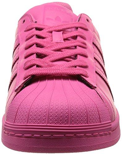 adidas Superstar Supercolo, Scarpe Sportive, Unisex - Adulto rosa