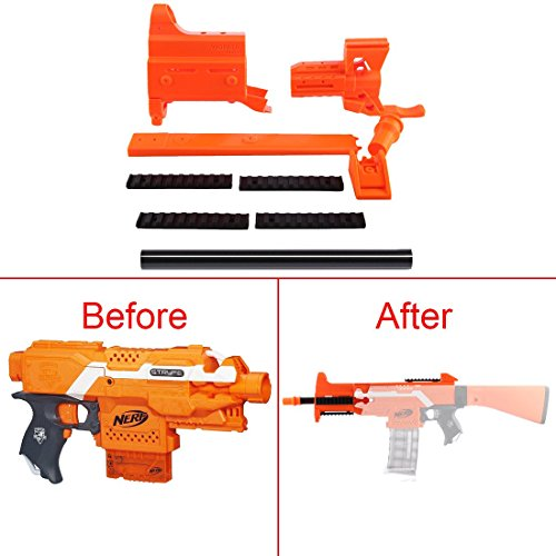 FenglinTech Worker F10555 3D Printing Appearance Decoration Kit for Nerf N-Strike Stryfe