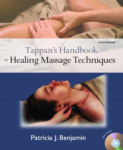 Tappan's Handbook of Healing Massage Techniques (5th...