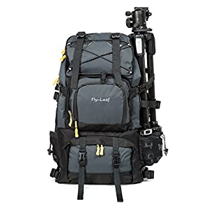 G-raphy Camera Backpack Bag Hiking Travel Backpack for all DSLR SLR Cameras , Laptops , Tripods and Accessories