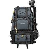 G-raphy Camera Backpack Hiking Backpack Camera Bag for all DSLR SLR Cameras (Nikon, Canon,Sony etc)