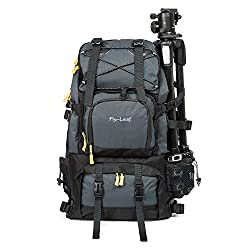 G-raphy Camera Backpack Bag Hiking Travel Backpack For All Dslr Slr Cameras , Laptops , Tripods & Accessories