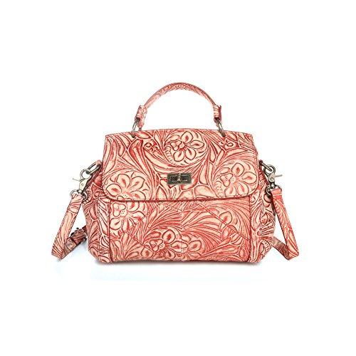 benningco-womens-embossed-leather-bag-fashion-bagpink
