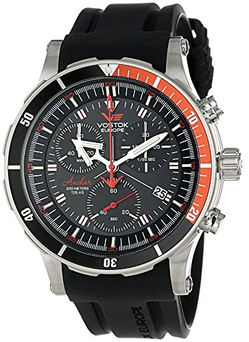 Vostok Europe Anchar Chrono Men's watches 6S30/5105201