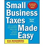 img - for [(Small Business Taxes Made Easy )] [Author: Eva Rosenberg] [Dec-2010] book / textbook / text book