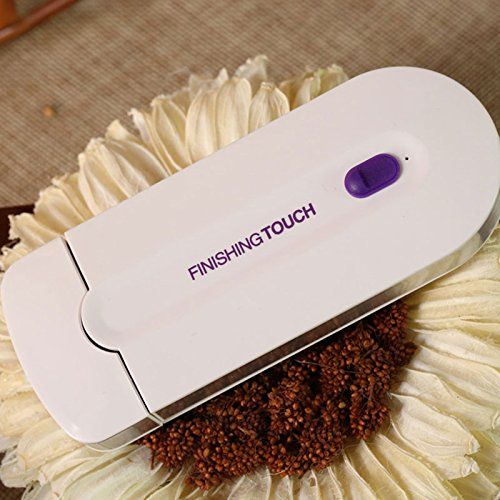 Price comparison product image Msmask Touch Laser Epilator Pain Free Rechargeable Coldless Full Body Hair Removal