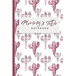 Mommy's To Do Notebook: Moms Daily To Do Checklist Planner; Notepad Reminder Organizer For Mama