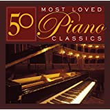 50 Most Loved Piano Classics [3 CD]