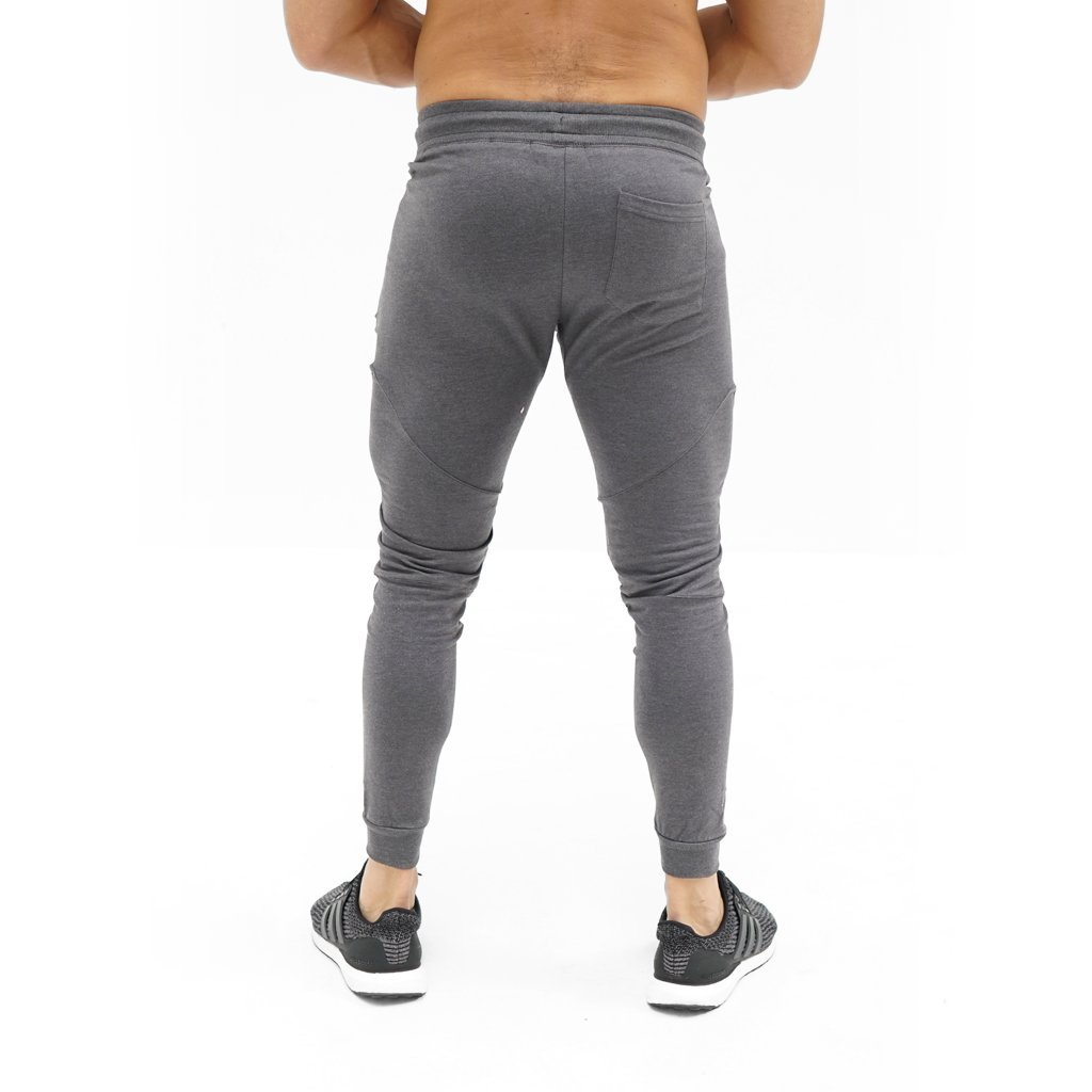 1c00286ed3376 ECHT Tapered Magnet Joggers V3 Men Pants Gym Wear Sweat Trousers Slim Fit  Bottoms at Amazon Men's Clothing store: