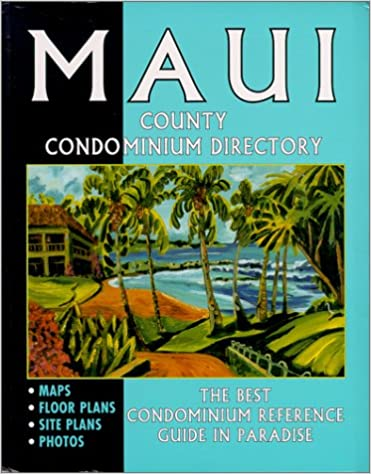 Read Maui County Condominium Directory PDF, azw (Kindle)